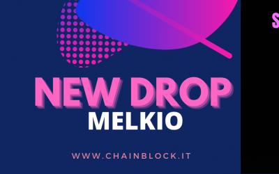 Chainblock ART presenta MELKIO