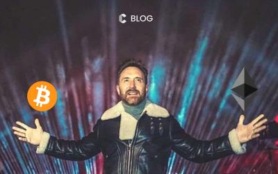 Il DJ David Guetta accetta Bitcoin Ed Ethereum per il suo appartamento a Miami