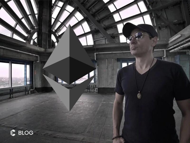 Il Co-fondatore di Ethereum sceglie di dare un taglio con le sue radici