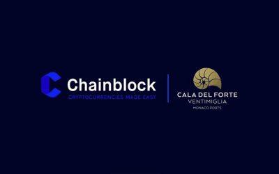 Chainblock e Cala del Forte.