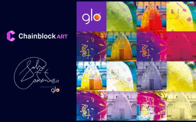 Glo presenta un percorso artistico a cura di Marco Nereo Rotelli